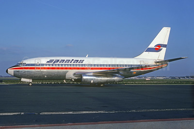 Spantax (Britannia Airways) Boeing 737-204 EC-DVE (msn 22639) (Jacques Guillem Collection). Image: 925831.