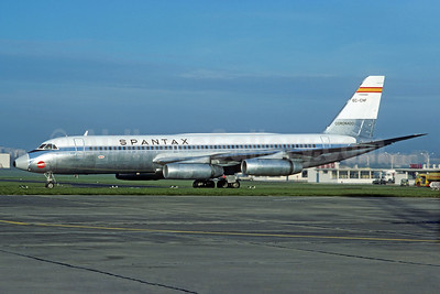 Spantax Convair 990-30A-6 EC-CNF (msn 8) LBG (Christian Volpati Collection). Image: 931365.