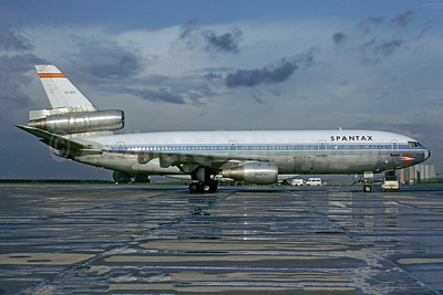 Crashed and burned on an aborted takeoff at Malaga, Spain on September 13, 1982.