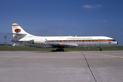 Transeuropa Compañía de Aviación Sud Aviation SE.210 Caravelle 10B1R EC-CYI (msn 263) ORY (Jacques Guillem). Image: 946961.