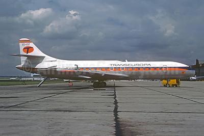 Transeuropa Compañía de Aviación Sud Aviation SE.210 Caravelle 10B1R EC-CIZ (msn 247) LBG (Christian Volpati). Image: 946959.