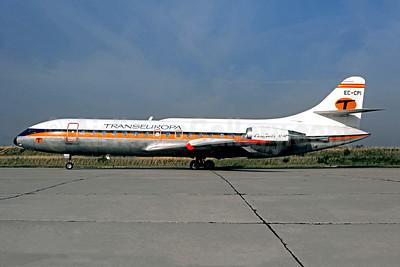 Transeuropa Compañía de Aviación Sud Aviation SE.210 Caravelle 10R EC-CPI (msn 236) ORY (Christian Volpati). Image: 952781.