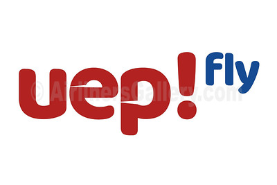 1. Uep! Fly logo