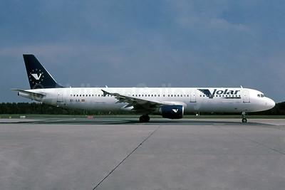Volar Airlines (LTE) Airbus A321-211 EC-ILG (msn 1233) NUE (Gunter Mayer). Image: 950497.
