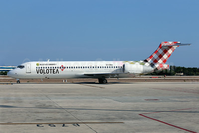 Volotea's support of the Football Club Nantes Canaries
