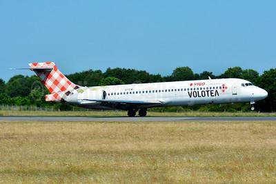 Volotea Boeing 717-2BL EI-EWI (msn 55170) (Vigo) NTE (Paul Bannwarth). Image: 929044.
