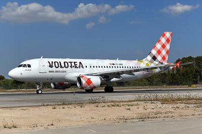 Volotea Airbus A319-112 EC-NBD (msn 1901) PMI (Ton Jochems). Image: 948412.