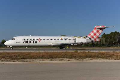Volotea Boeing 717-2BL EI-FCU (msn 55190) PMI (Ton Jochems). Image: 943837.