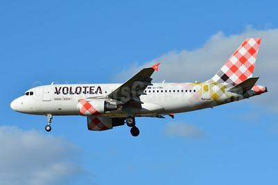 Volotea Airbus A319-111 EI-FMV (msn 2332) TLS (Paul Bannwarth). Image: 941849.