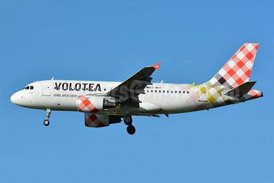 Volotea Airbus A319-111 EC-MUT (msn 2240) TLS (Paul Bannwarth). Image: 943835.