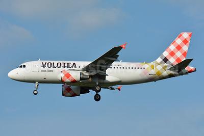 Volotea Airbus A319-111 EC-MTE (msn 2332) TLS (Paul Bannwarth). Image: 943840.