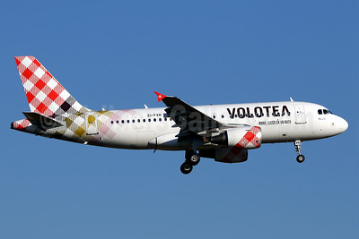 Volotea Airbus A319-111 EI-FXN (msn 1684) PMI (Javier Rodriguez). Image: 938259.