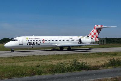 Volotea Boeing 717-2BL EI-EWJ (msn 55171) (Allez les Canaris!) NTE (Paul Bannwarth). Image: 924308.