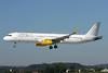 Vueling Airlines (Vueling.com) Airbus A321-231 WL EC-MHB (msn 6691) ZRH (Andi Hiltl). Image: (28838.