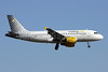 Vueling Airlines (Vueling.com) Airbus A319-112 EC-LRZ (msn 3700) BCN (Pedro Baptista). Image: 909424.