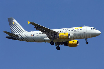 Vueling Airlines (Vueling.com) Airbus A319-111 EC-JXJ (msn 2889) TLS (Guillaume Besnard). Image: 906314.