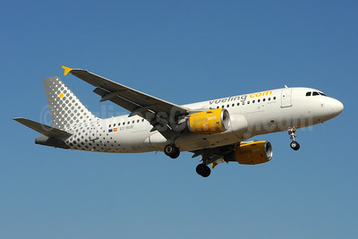 Vueling Airlines (Vueling.com) Airbus A319-111 EC-NGB (msn 2751) FLR (Marco Finelli). Image: 955352.