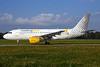 Vueling Airlines (Vueling.com) Airbus A319-111 EC-MKX (msn 3054) ZRH (Rolf Wallner). Image: 934816.