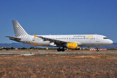 Vueling Airlines (Vueling.com) Airbus A320-211 EC-ICR (msn 240) PMI (Ton Jochems). Image: 955353.