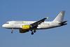 Vueling Airlines (Vueling.com) Airbus A319-111 EC-JVE (msn 2843) ZRH (Paul Bannwarth). Image: 929723.
