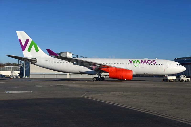 Wamos Air Airbus A330-243 G-GGEN (EC-MNY) (msn 261) ZRH (Rolf Wallner). Image: 935840.