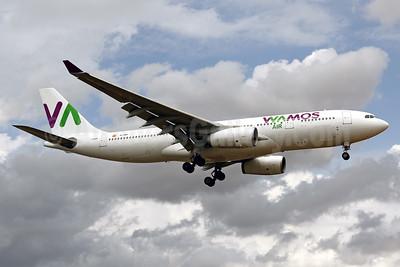 Wamos Air Airbus A330-243 EC-MNY (msn 261) PMI (Javier Rodriguez). Image: 938118.