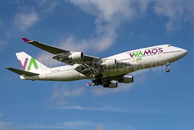 Wamos Air Boeing 747-412 EC-KSM (msn 27178) BHX (Rob Skinkis). Image: 939876.