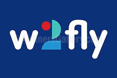 1. World2Fly logo