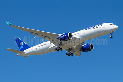 First Airbus A350-900, will become EC-NOI