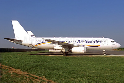 Air Sweden (2nd) Airbus A320-231 SE-RJN (msn 169) (Jacques Guillem Collection). Image: 931722.