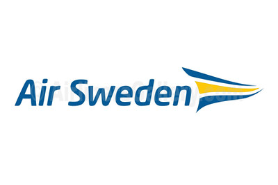 1. Air Sweden (2nd) logo