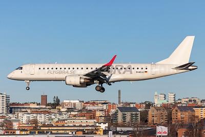 BRA-flygbra.se (Braathens Regional) (WDL Aviation) Embraer ERJ 190-100LR D-ACJJ (msn 19000114) BMA (Stefan Sjögren). Image: 949938.