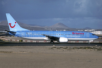 Britiannia Airways (Nordic) Boeing 737-804 SE-DZH (msn 28227) ACE (Christian Volpati Collection). Image: 953432.