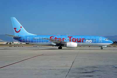 Star Tour.no - Britiannia Airways (Nordic) Boeing 737-804 SE-DZK (msn 28231) PMI (Christian Volpati). Image: 953433.