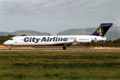 City Airline McDonnell Douglas DC-9-87 (MD-87) SE-DMC (msn 53337) PMI (Javier Rodriguez). Image: 905394.