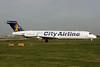 City Airline McDonnell Douglas DC-9-87 (MD-87) SE-DMK (msn 53337) LGW (Antony J. Best). Image: 905394.