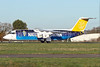 Malmö Aviation BAe RJ100 SE-DSU (msn E3248) (National Sporten - Swedish Soccer Team) SEN (Keith Burton). Image: 921953.