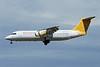 Malmö Aviation BAe RJ100 SE-DSY (msn E3263) BCN (Richard Vandervord). Image: 900859.