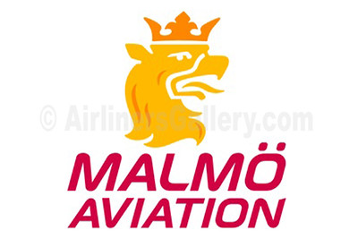 1. Malmö Aviation logo