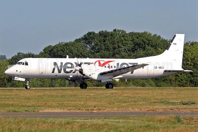 Next Jet BAe ATP SE-MEX (msn 2018) SEN (Keith Burton). Image: 939116.