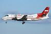 Next Jet SAAB 340A SE-ISE (msn 156) (Golden Air colors) ARN (Stefan Sjogren). Image: 902984.