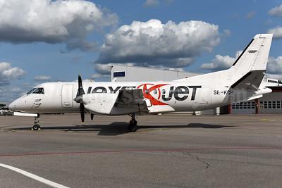 Next Jet SAAB 340B SE-KCH (msn 171) ARN (Ton Jochems). Image: 939117.