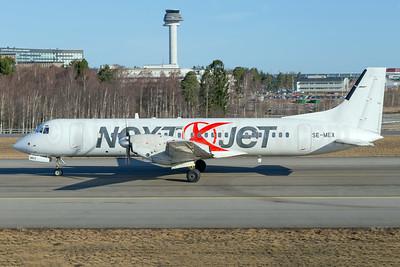 Next Jet BAe ATP SE-MEX (msn 2018) ARN (Stefan Sjogren). Image: 941633.