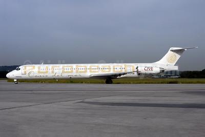 Nordic Airways McDonnell Douglas DC-9-83 SE-RGP (msn 49710) (Purobeach) ZRH (Rolf Wallner). Image: 940699.