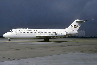Leased from SAS on August 15, 1991