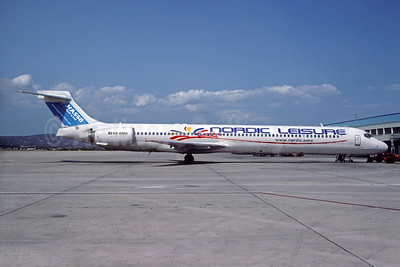 """Nordic Leisure's 2004 """"Hasso Rent A Car"""" special livery"""