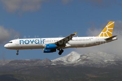 Novair (Sweden) Airbus A321-231 SE-RDO (msn 2216) TFS (Paul Bannwarth). Image: 922292.