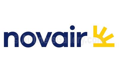 1. Novair logo