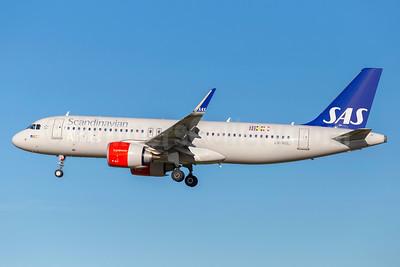 Scandinavian Airlines-SAS Airbus A320-251N WL LN-RGL (msn 7290) ARN (Stefan Sjogren). Image: 937988.