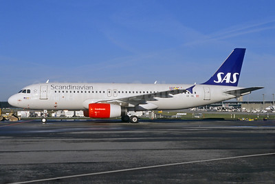 Scandinavian Airlines-SAS Airbus A320-232 OE-IBL (msn 2911) (Jacques Guillem Collection). Image: 935368.